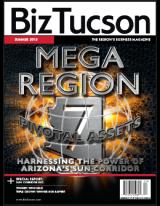 BIZTUCSON SUMMER 2015 COVER