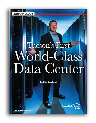 Photo of Tucson's First  World-Class Data Center