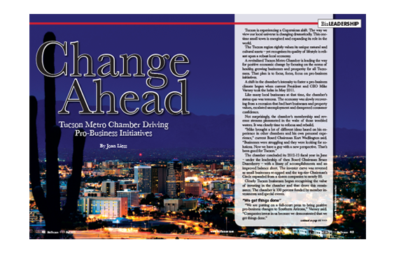 Photo of SPECIAL REPORT: Tucson Metro Chamber