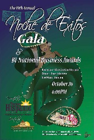 Photo of Noche de Exitos Gala and Bi-National Awards