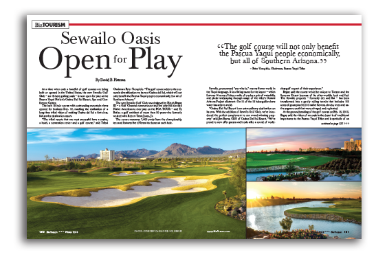 Photo of Sewailo Oasis Open for Play