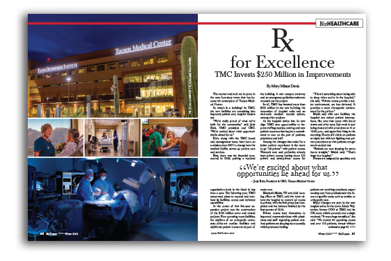Photo of RX for Excellence TMC Invests $250 Million in Improvements