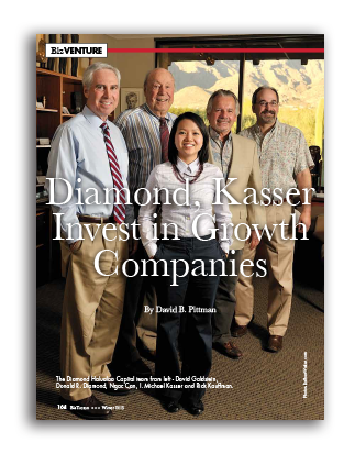 Photo of Diamond, Kasser Invest in Growth Companies
