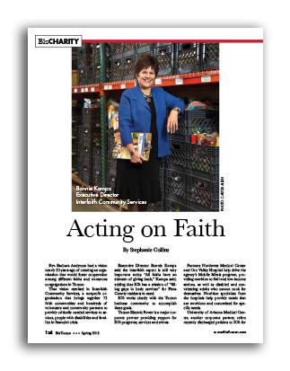 Photo of Acting on Faith