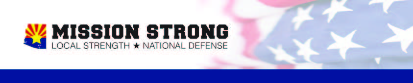 Photo of 'Mission Strong' Effort Kicked Off To Voice Support for Area's Military