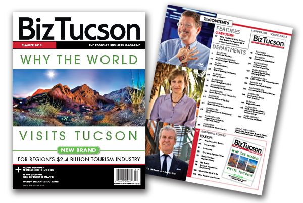 Photo of SUMMER ISSUE 2013 – Why The World Visits Tucson