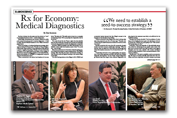 Photo of Rx for Economy: Medical Diagnostics