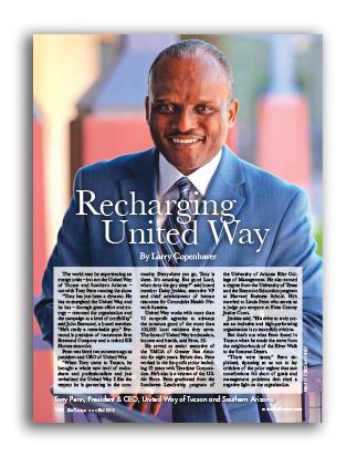 Photo of Recharging United Way