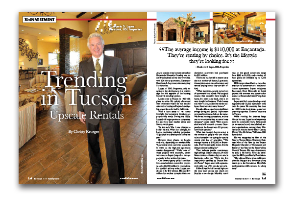 Photo of Trending  in Tucson Upscale Rentals