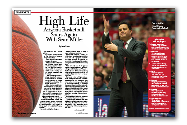Photo of High Life Arizona Basketball Soars Again With Sean Miller