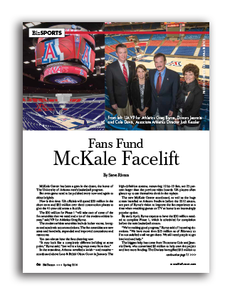 Photo of Fans Fund McKale Facelift