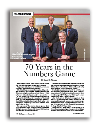 Photo of 70 Years in the Numbers Game