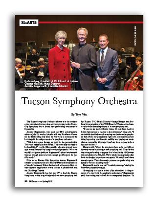 Photo of Tucson Symphony Orchestra