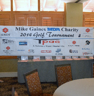 Photo of SUNDT HOSTS ANNUAL MIKE GAINES CHARITY GOLF TOURNAMENT IN TUCSON