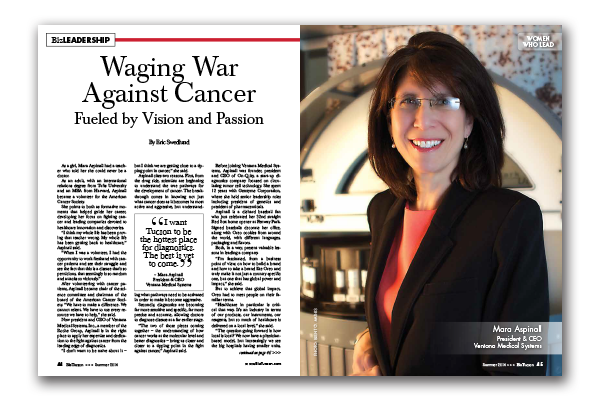 Photo of Waging War Against Cancer – Fueled by Vision and Passion