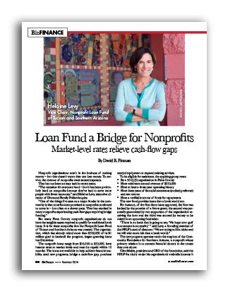 Photo of Loan Fund a Bridge for Nonprofits – Market-level rates relieve cash-flow gaps