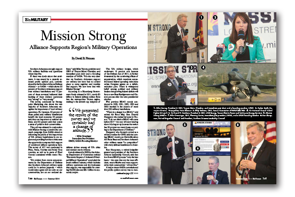 Photo of Mission Strong – Alliance Supports Region's Military Operations
