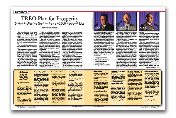 Photo of TREO Plan for Prosperity: 5-Year Collective Goal – Create 40,000 Regional Jobs