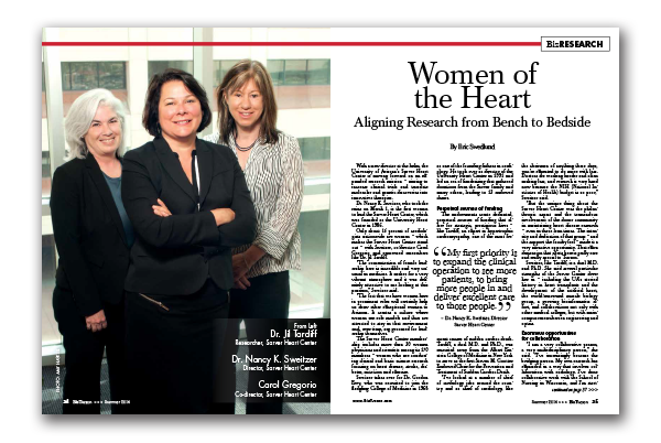 Photo of Women of the Heart – Aligning Research from Bench to Bedside