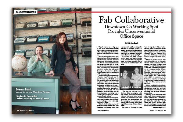 Photo of Fab Collaborative – Downtown Co-Working Spot Provides Unconventional Office Space