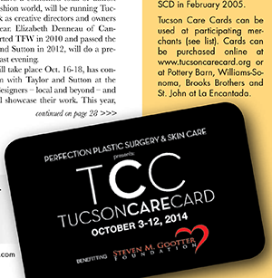 Photo of Tucson Care Card  Savings Plus Charity Donation