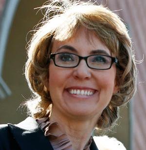 Photo of Congresswoman Gabrielle Giffords Receives First Annual YWCA Changemaker Award