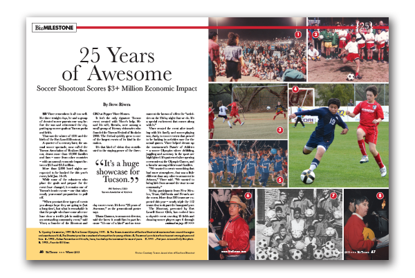 Photo of 25 Years of Awesome – Soccer Shootout Scores $3+ Million Economic Impact