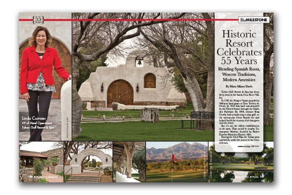 Photo of Historic Resort Celebrates 55 Years – Blending Spanish Roots, Western Traditions, Modern Amenities