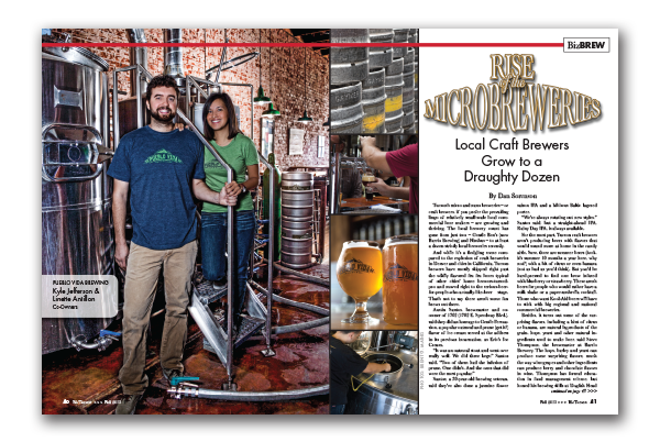 Photo of Rise of the Microbreweries