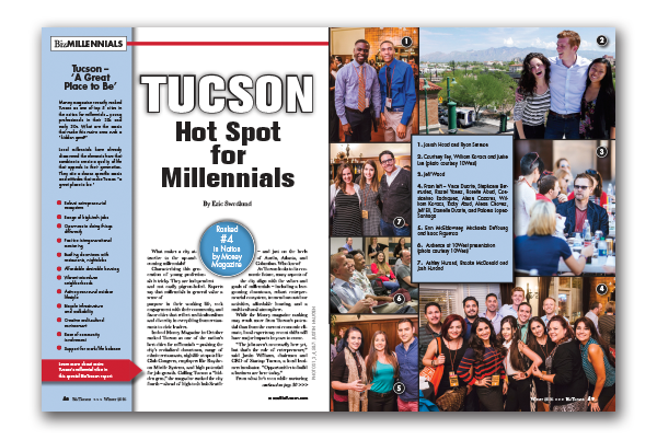 Photo of Tucson Hot Spot for Millennials