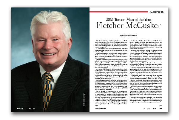 Photo of Fletcher McCusker