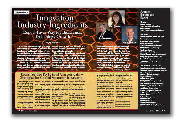 Photo of Innovation Industry Ingredients