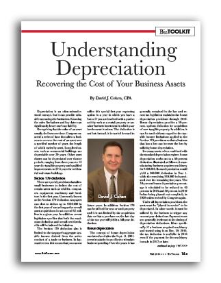 Photo of Understanding Depreciation