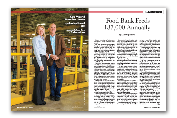Photo of Community Food Bank of Southern Arizona