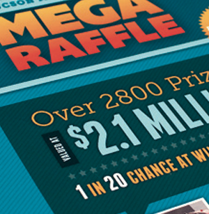 Photo of Record-Breaking Results for 2016 TMC Mega Raffle