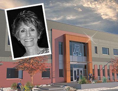 Photo of $3M Pledge for UA Athletics Academic Center