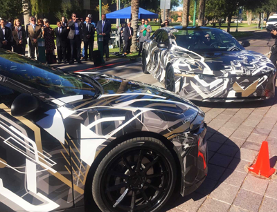 Photo of Lucid Motors Brings Electric Car Manufacturing To AZ