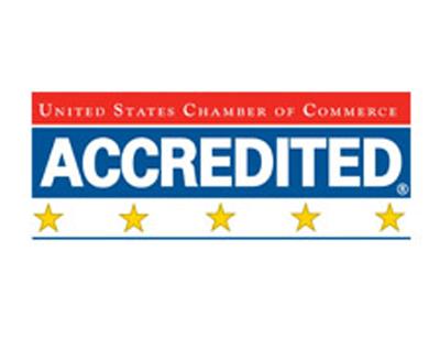 Photo of U.S. Chamber Awards Tucson Metro Chamber with 5-Star Accreditation