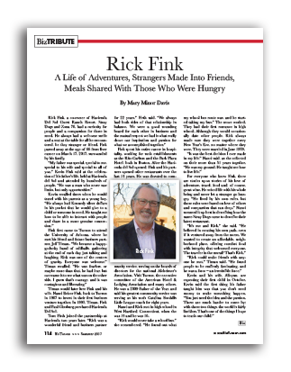 Photo of Rick Fink