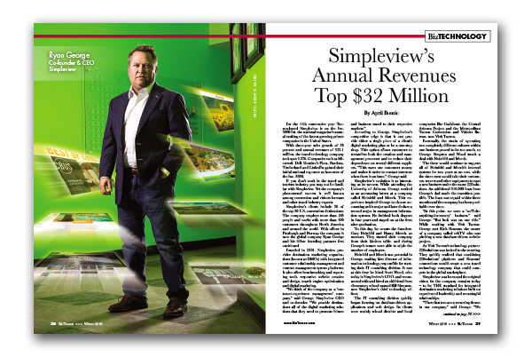 Photo of Simpleview's Annual Revenues Top $32 Million