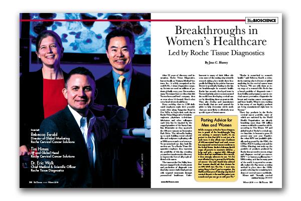 Photo of Breakthroughs in Women's Healthcare