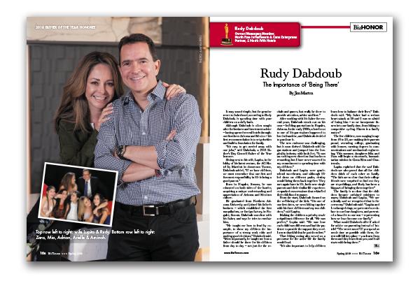 Photo of Rudy Dabdoub