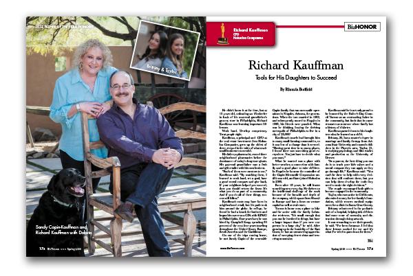 Photo of Richard Kauffman