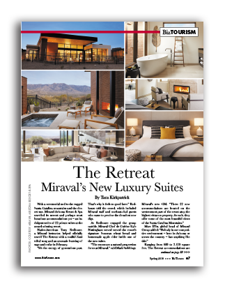 Photo of Miraval's New Luxury Suites