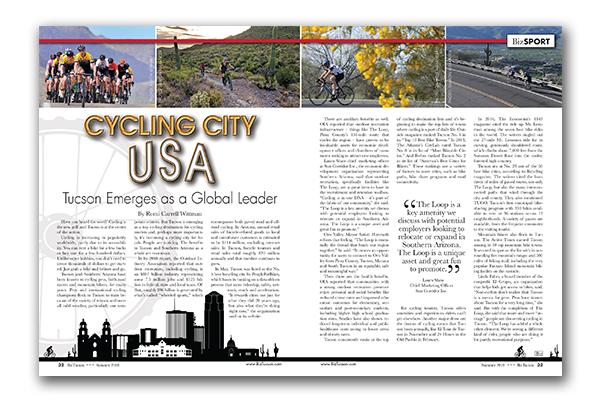 Photo of Cycling City U.S.A.