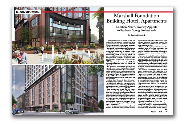 Photo of Marshall Foundation Building Hotel, Apartments