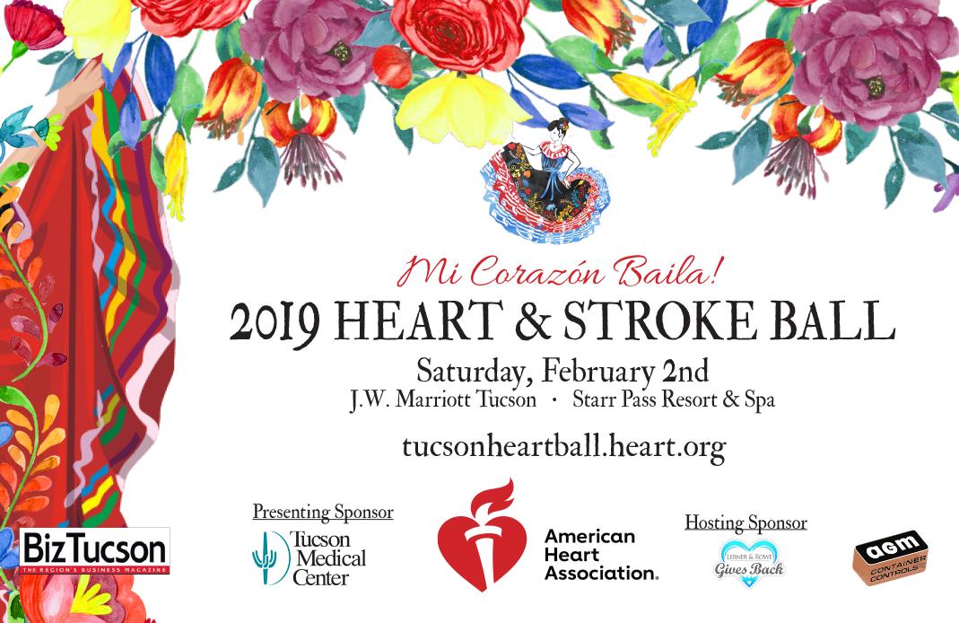 Photo of 2019 HEART & STROKE BALL