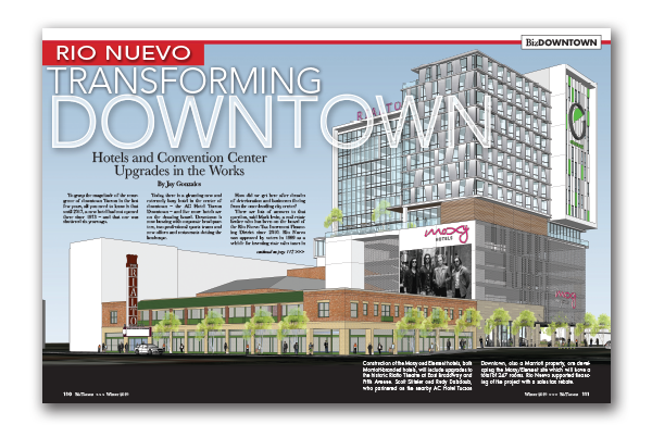 Photo of Rio Nuevo Transforming Downtown