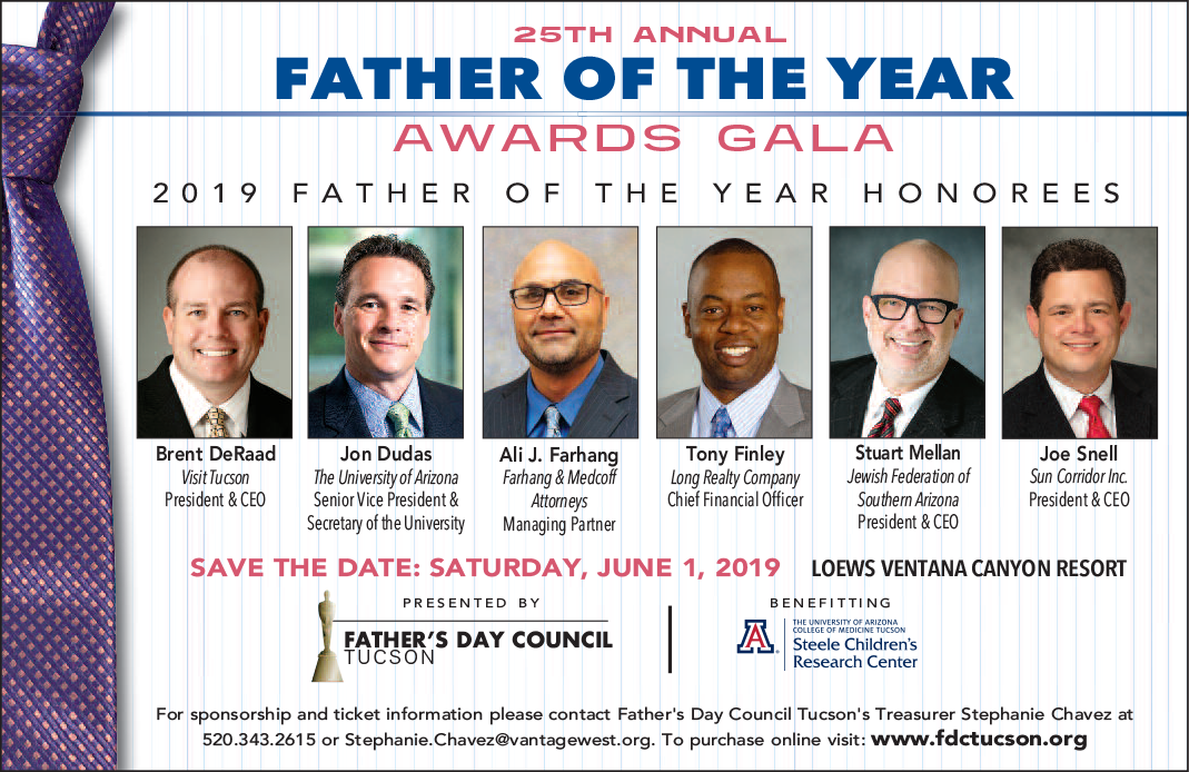Photo of 25th Annual FATHER OF THE YEAR Awards Gala
