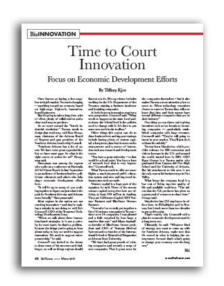 Photo of Time to Court Innovation